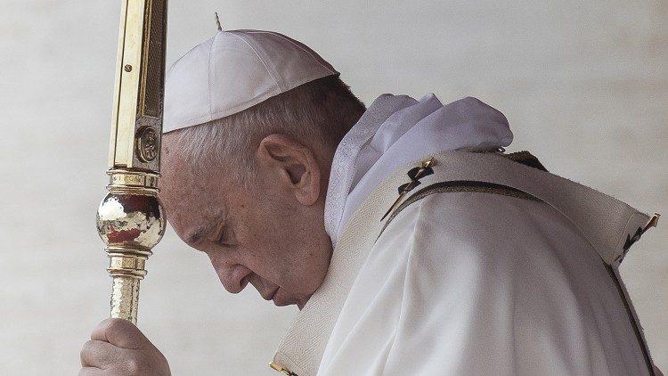 Celebrações no Vaticano sem a presença de fiéis em 2020