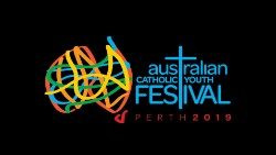 Logo of the Australian Catholic YOuth Festival 2019.