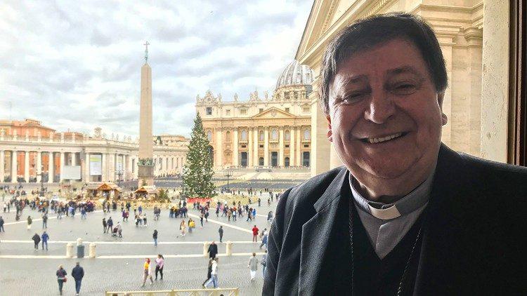 Chia sẻ của ĐHY João Braz de Aviz, Tổng trưởng Bộ các dòng tu