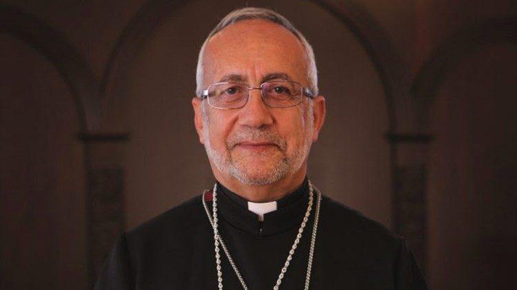 His Beatitude Raphaël Bedros XXI Minassian, Catholicos Patriarch of Cilicia of Armenian Catholics
