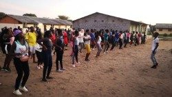 Zambia's Livingstone Diocese youth celebrate Christus vivit