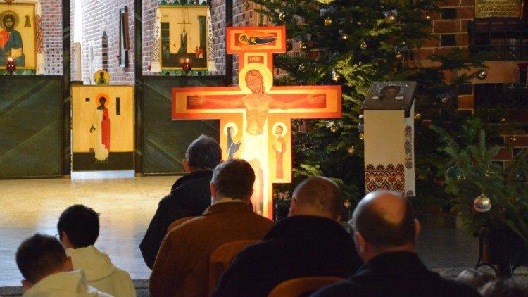 Encuentro de Taizé en la Catedral greco-católica de Breslavia
