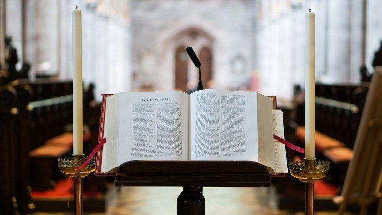 2020.01.04 Bibbia, Vangelo, Parola di Dio