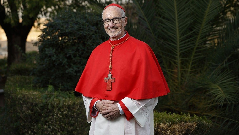 Cardenal Michael Czerny