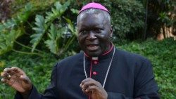 Archbishop Philip Anyolo of Kisumu in Kenya