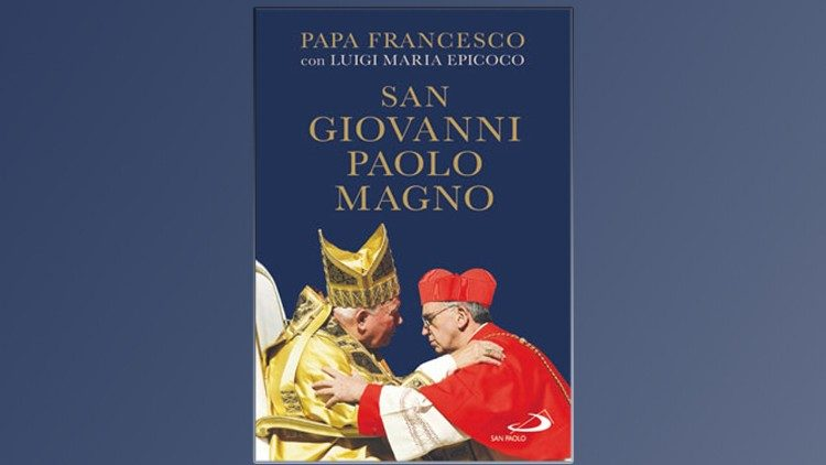 El libro sobre Juan Pablo II