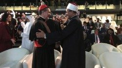 Celebration in Abu Dhabi of the 1st anniversary of the Document on Human Fraternity