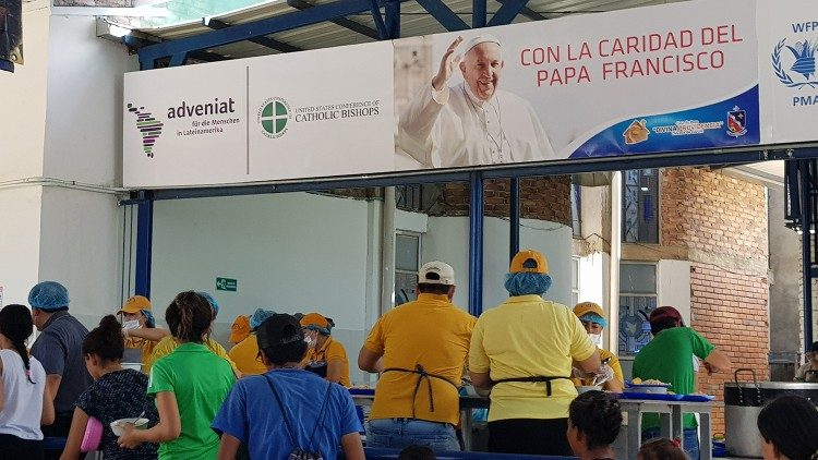 Mission of Charity outpost at Colombia's border with Venezuela