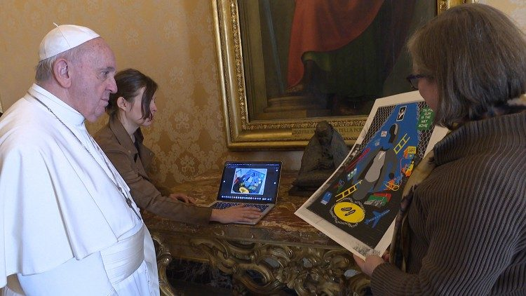 Pope Francis inaugurates Super Nuns, an initiative of Talitha Kum