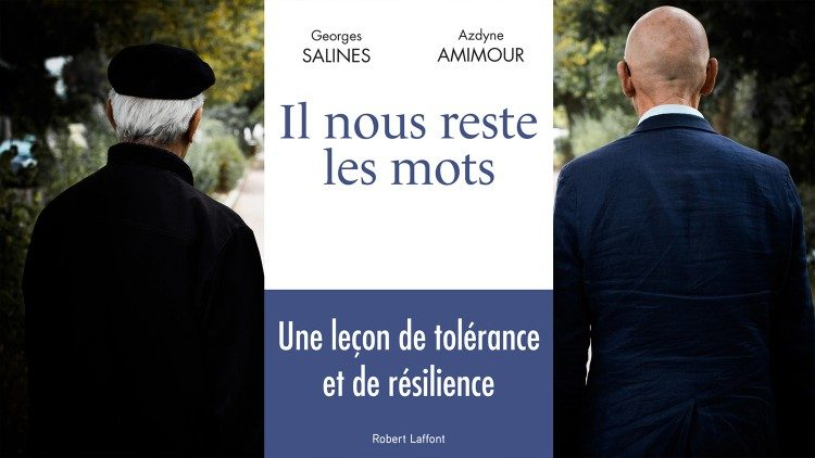 The cover of the book written by Azdyne Amimour and Georges Salines