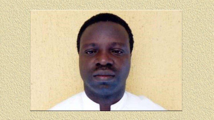 Le père Nicholas Oboh, enlevé au Nigéria le 14 février 2020