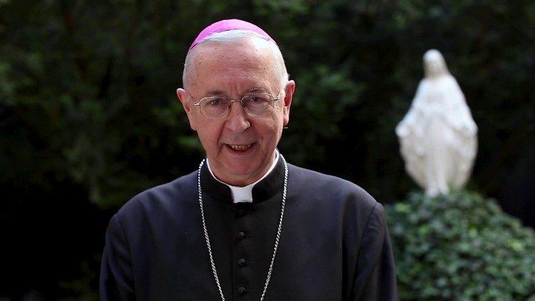 2020.02.21 Stanislaus Gadecki Arcivescovo presidente della conferenza episcopale della polonia