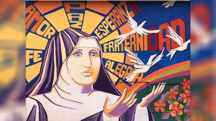 Madre Francisca Rubatto, primeira santa do Uruguai