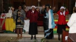 Women's Prayer day in South Africa