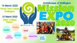 Mission Expo Wellington Archdiocese