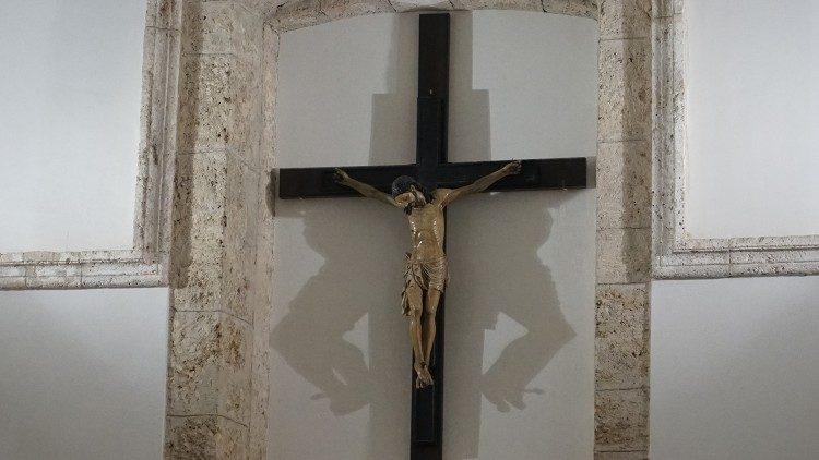 Il crocifisso, simbolo per eccellenza del cristianesimo
