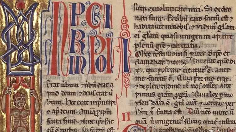 La Sainte Écriture, Bibliothèque apostolique vaticane.