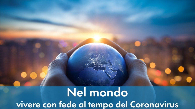 La Chiesa Nel Mondo Per Sconfiggere Il Coronavirus Vatican News