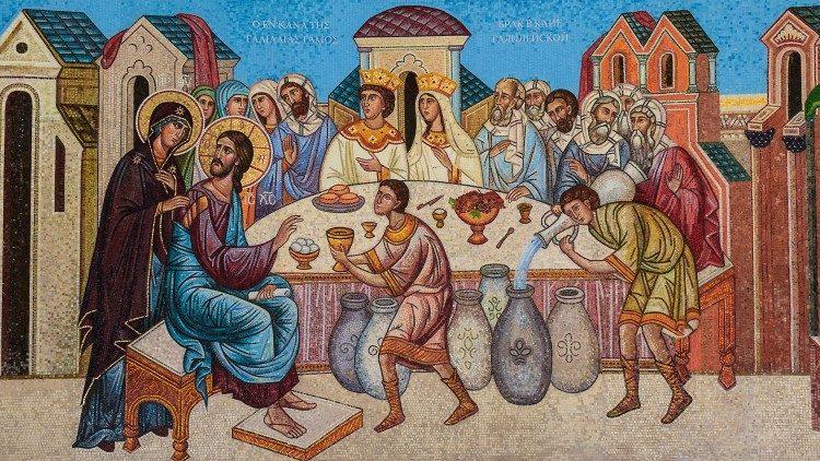 Representación de Las Bodas de Caná