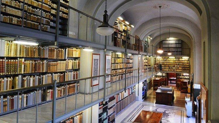 Trang web mới của Thư viện Vatican giúp truy cập và tra cứu nhanh và hiệu quả hơn