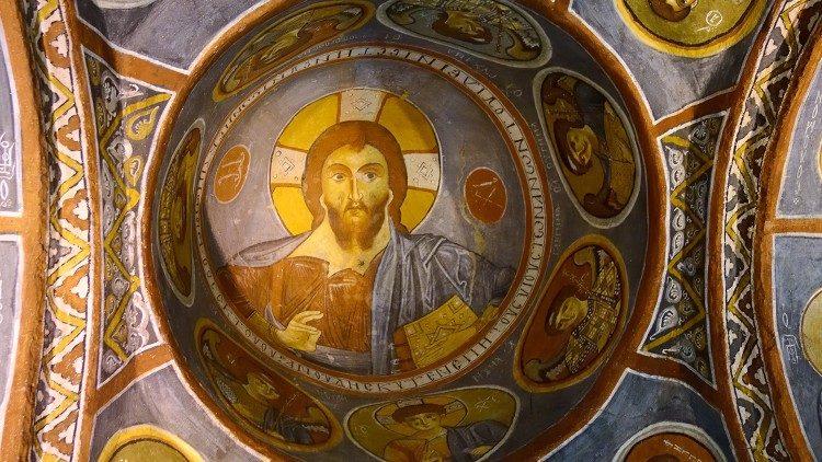 2020.05.07 Vangelo del giorno Cristo Pantocratore