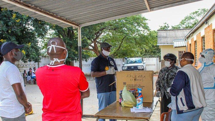 Virus corona: Đức Thánh Cha hỗ trợ HĐGM Zambia