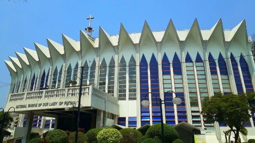 National Shrine of Our Lady of Fatima in Valenzuela City.