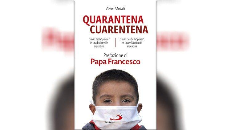 """La copertina dell'e-book """"Quarantena Cuarantena"""" di Alver Metalli"""