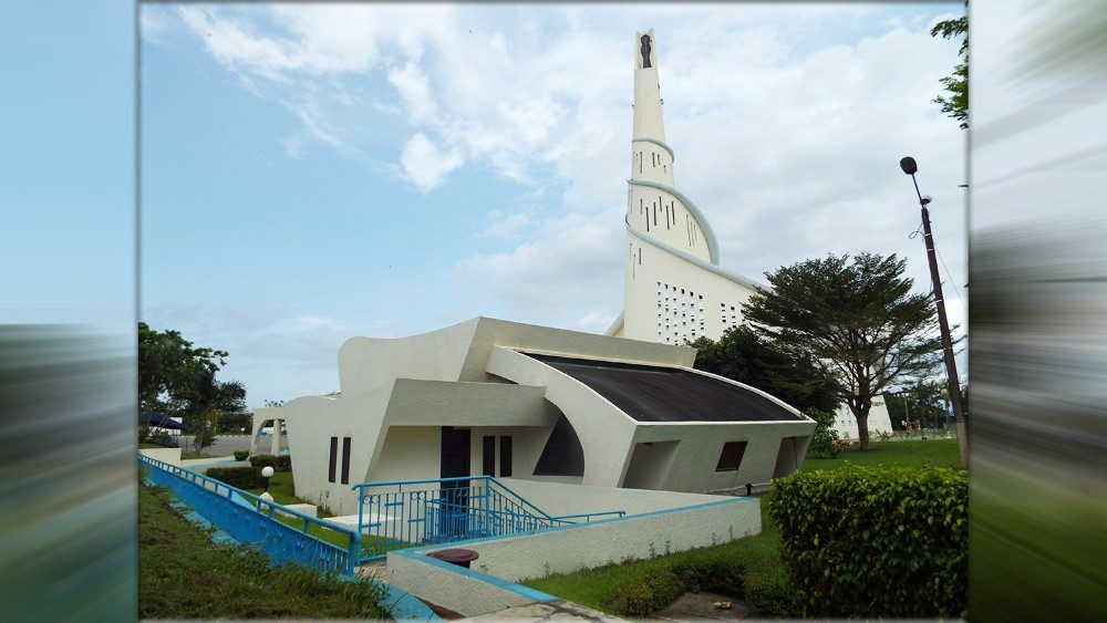 Sanctuaire Notre-Dame d'Afrique, Mère de toute grâce d'Abidjan/Côte d'Ivoire