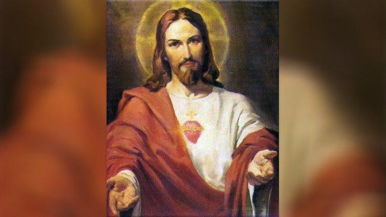 Biti v Jezusu Kristusu pomeni biti že v nebesih. V izrazu »biti v Jezusovem srcu« je zajeta osrednja resnica krščanstva.
