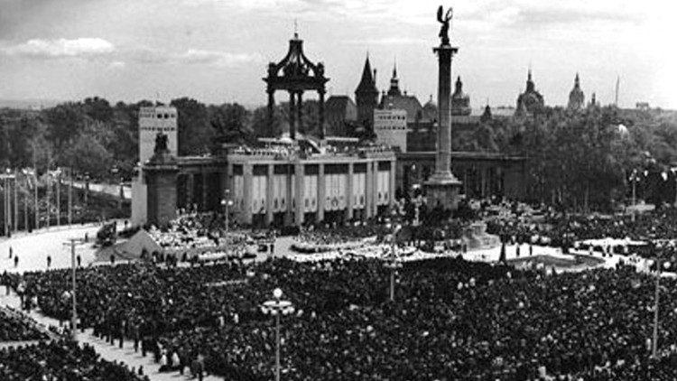 Il Congresso eucaristico internazionale del 1938 a Budapest