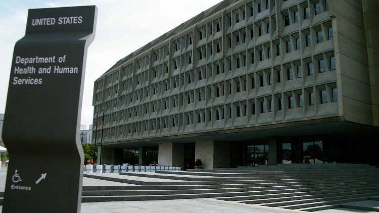 US Department of Health and Human Services headquarters