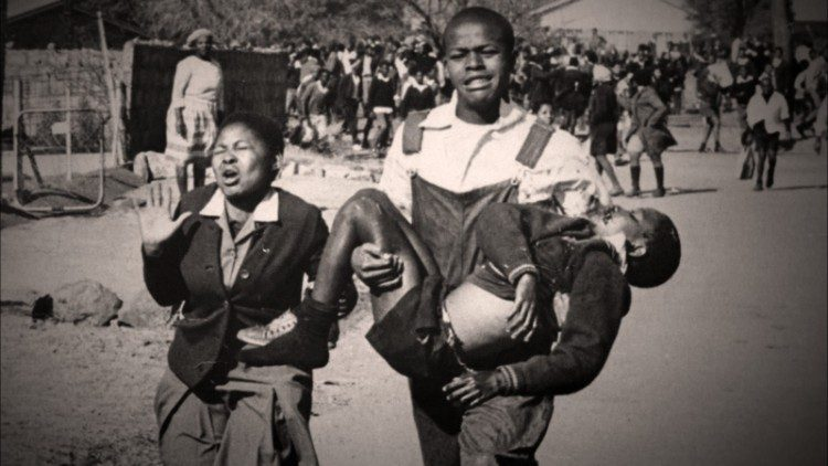 The Int. Day of the African Child celebrates the children who were killed by police on 16 June 1976 in South Africa during peaceful protests