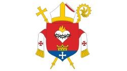 Coat-of-Arms of the Diocese of Tarawa and Nauru