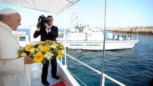 De Lampedusa al Covid, el Papa y el desafío de la fraternidad