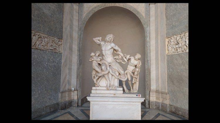 Sousoší Láokoónta a jeho synů
