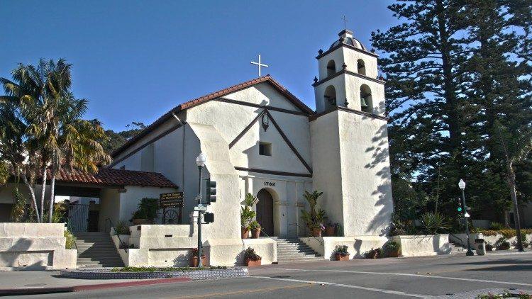 Pope Francis Declares Mission San Buenaventura A Basilica Vatican News