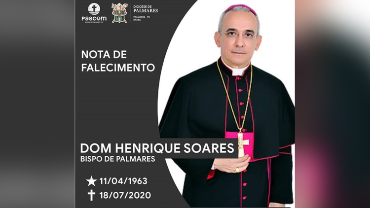 Monseñor Henrique Soares da Costa.