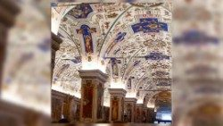 梵蒂冈宗座图书馆