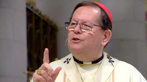 Cardinal Lacroix: Eucharistic Congress a meeting of humanity
