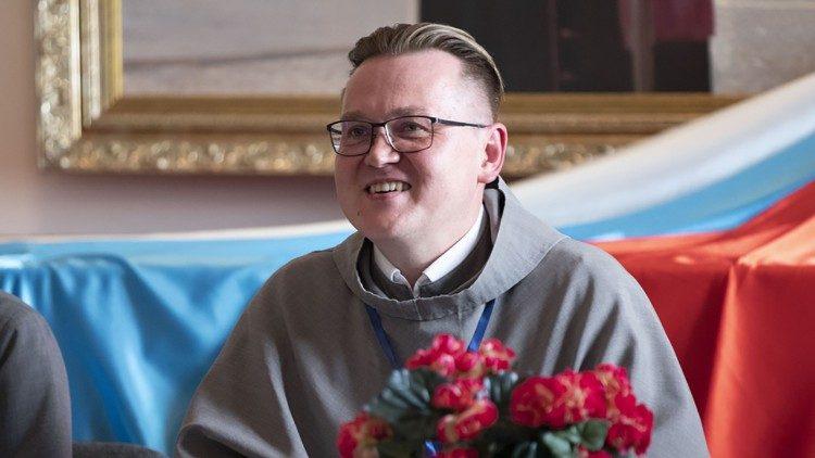 Đức cha Nikolaj Dubinin, giám mục phụ tá giáo phận Mẹ Thiên Chúa ở Mátxcơva