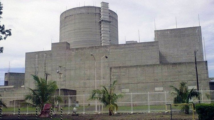 2020.07.31 Bataan Nuclear Power Plant in Morong