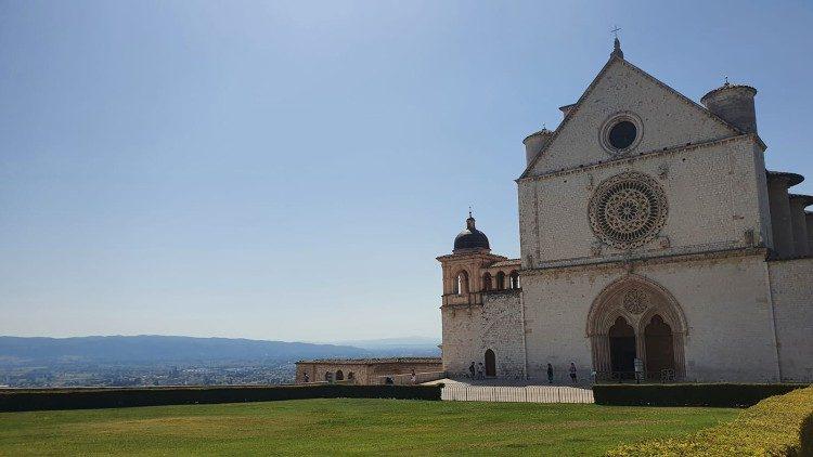 Basilique de saint François d'Assise