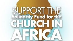 Solidarity Fund for the Church in Africa poster