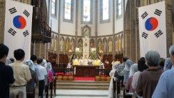 Pyongyang Diocese will be dedicated to Our Lady of Fatima on 15 August at Myeongdong Cathedral, Seoul