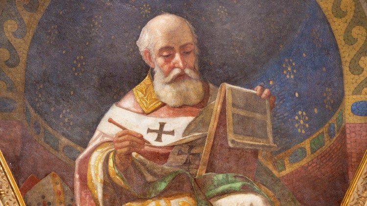 Saint Augustin est fêté ce vendredi 28 août par l'Eglise catholique.