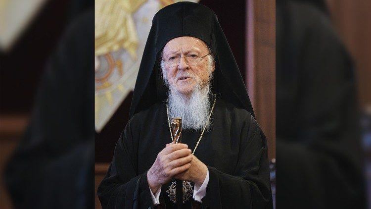 Carigrajski ekumenski patriarh Bartolomej