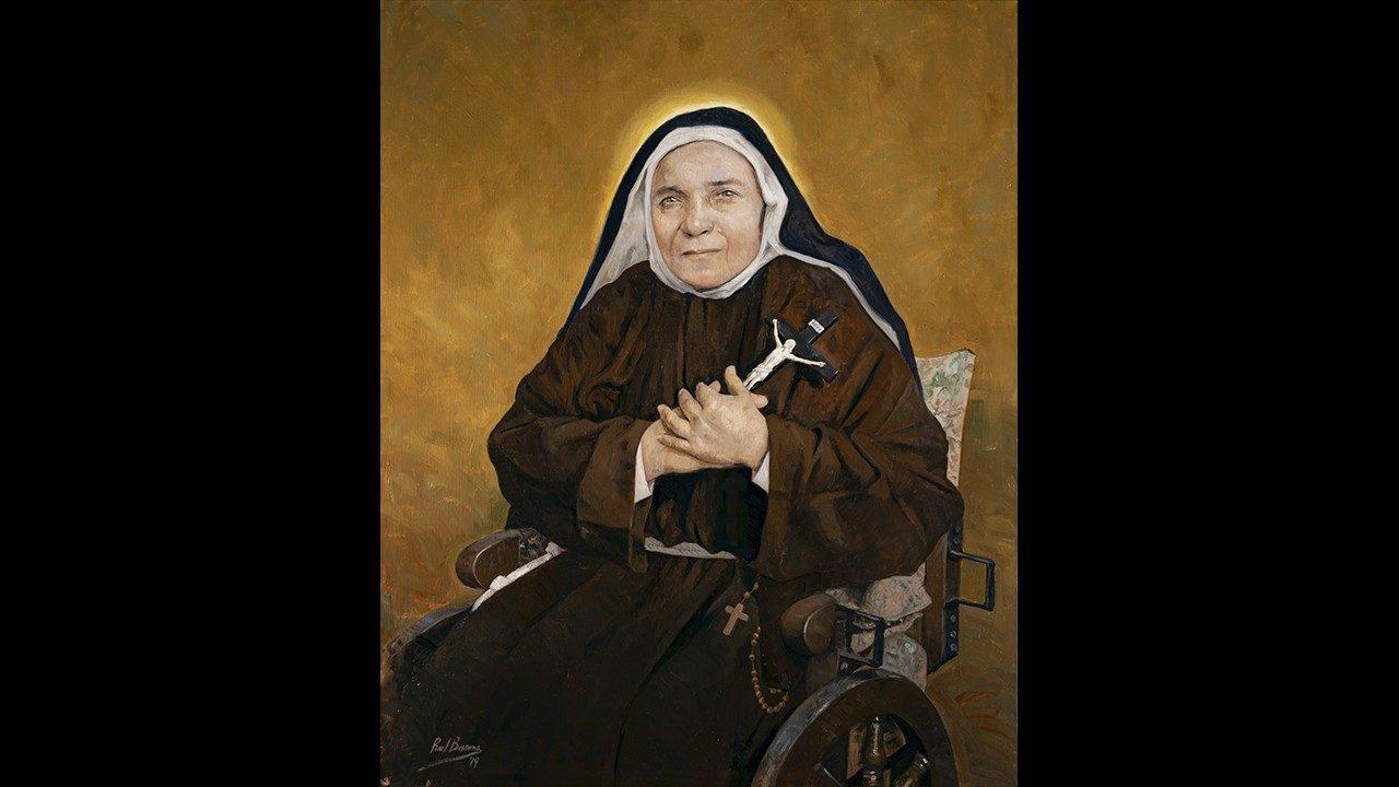 È beata Maria Luigia del Santissimo Sacramento