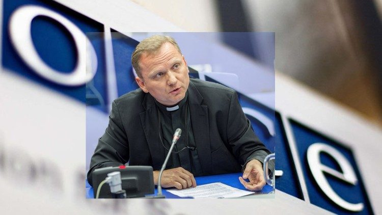 Mgr Janusz S. Urbańczyk, observateur permanent du Saint-Siège auprès de l'OSCE