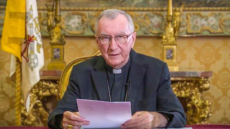 Kard. Pietro Parolin: ONZ nie zawsze dorastała do swoich ideałów - Vatican  News